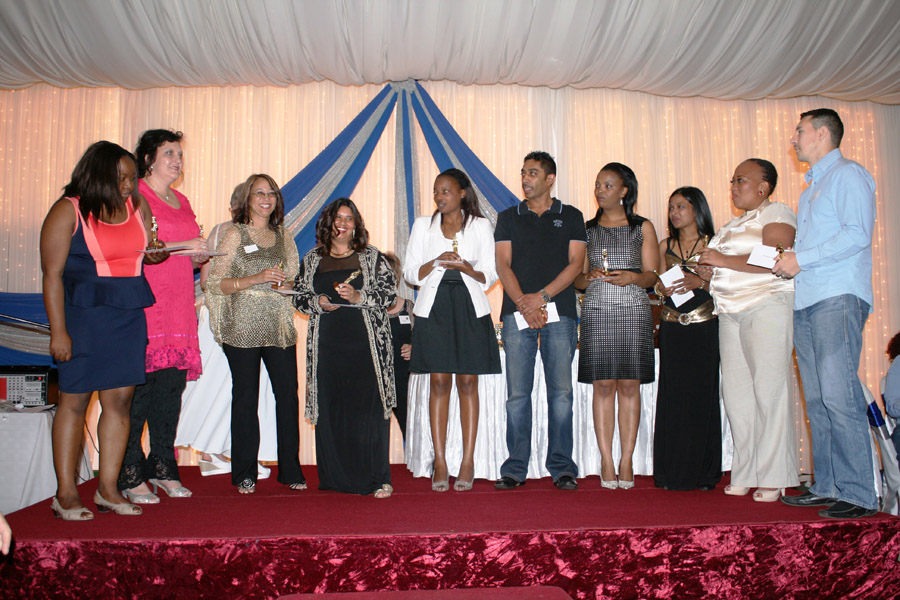 Top 10 Students - FET Certificate in Payroll Administration Services