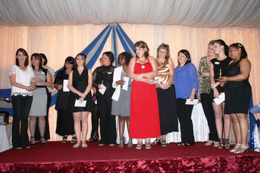 Top 15 Students - National Diploma in Payroll Administration Services